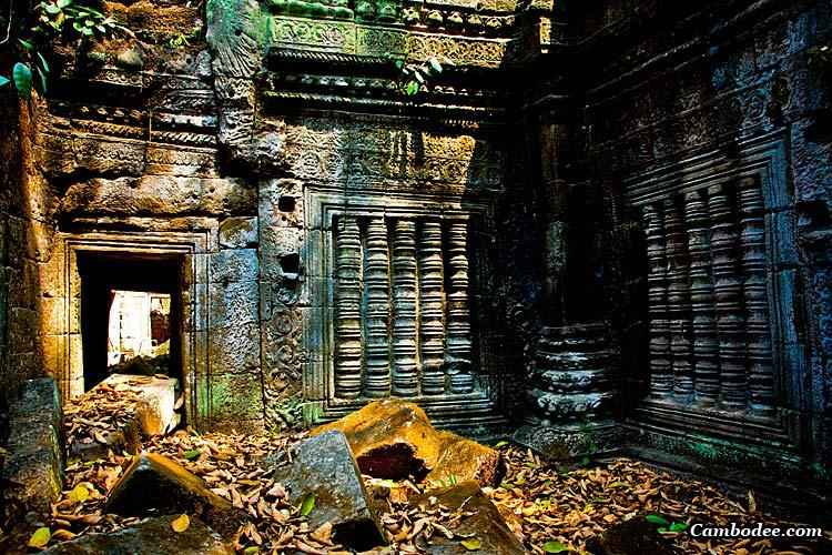 Le temple du Ta Prohm